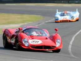 Le Mans Classic fête ses 10 ans