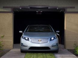 General Motors rappelle 64 000 Chevrolet Volt pour des risques d'intoxication