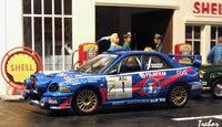 Miniature : 1/43ème - SUBARU Impreza WRC