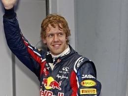 Entretien exclusif avec Sebastian Vettel