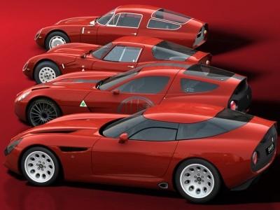 (Vidéo) L'Alfa Romeo TZ3 Stradale à Goodwood