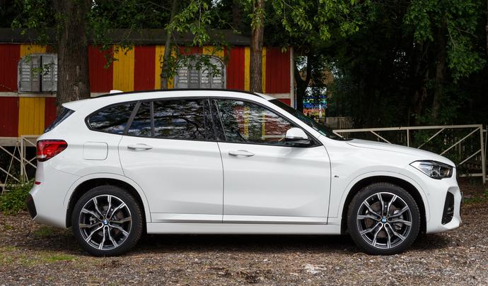 BMW X1 25e :chouchou électrifié - Salon Caradisiac Electrique/hybride 2021