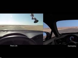 Gran Turismo 6 : le réel et le virtuel ne font plus qu'un grâce au GPS Visualizer