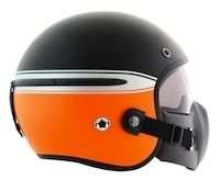 Harisson helmets : le Squadron