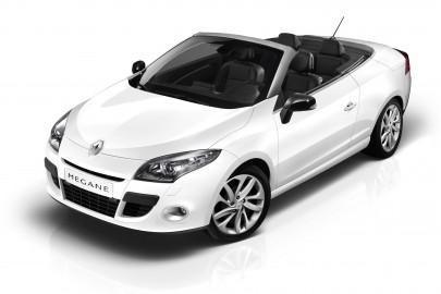Nouvelle Renault Mégane CC : tous les tarifs