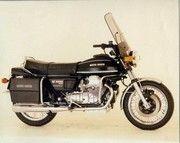 MOTO GUZZI 1000 CONVERT: première moto automatique de série