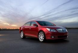 Détroit 2009 : Buick LaCrosse officielle
