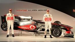 McLaren : Mercedes lâche du capital
