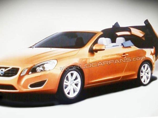 Volvo S60 cabriolet : c'est elle