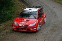 Sébastien Loeb teste avec succès la C4 WRC