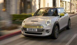 Mini va devenir une marque de voitures électriques