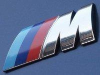 BMW bonnet M