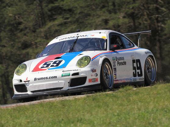 Brumos Porsche 911 GT3 Club Racer