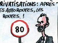 Privatisation des routes nationales, on y est ?