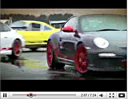 """[vidéo] Porsche 911 GT3 RS : histoire (résumée) d'une lignée de """"definitive track cars"""""""