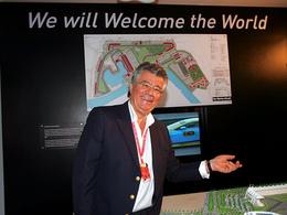 Réponse à la question du jour n°193 : Qui est ce Français réputé pour sa gestion des plus grands circuits du monde ?