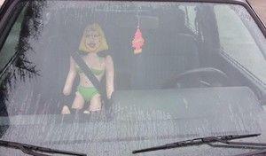 Insolite: la passagère contrôlée était une poupée gonflable