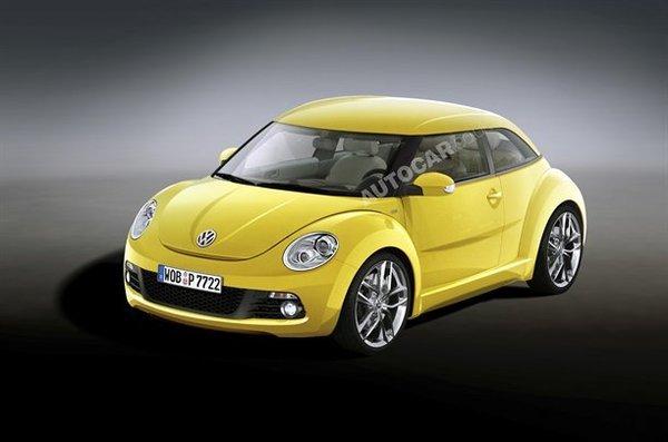 La New Beetle 2 serait présentée en novembre