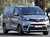 Essai - Toyota Proace Electric: l'utilitaire en mode zen