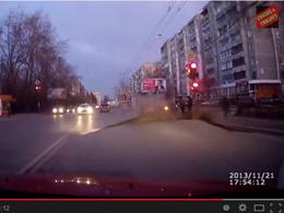 Insolite : quand la route explose devant vous ...