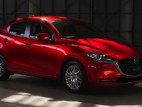 Mazda 2 restylée: nouveau visage