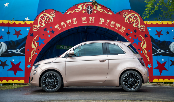 Fiat 500 and: