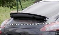Future Porsche Panamera : l'aileron