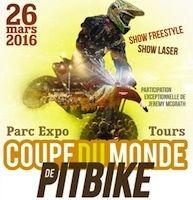 Pit Bike: première édition de la World Cup fin mars à Tours