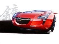 Mazda est prêt pour Detroit : CX-7 et Kabura Concept