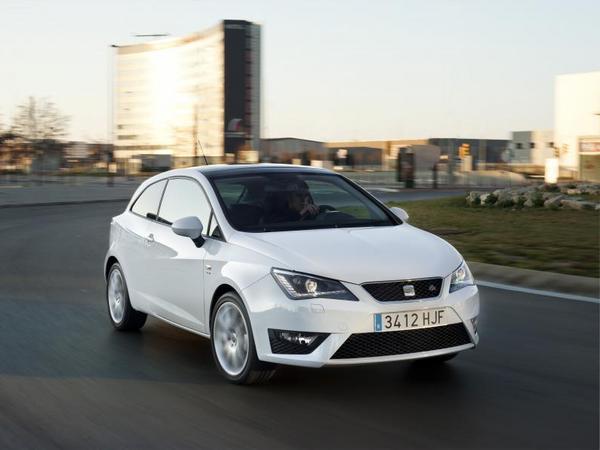 La Seat Ibiza reçoit le 1.4 TSI à désactivation de cylindres