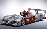 Audi R10 officielle ou presque...