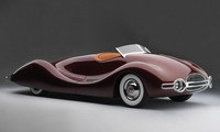La perfection existait il y a 60 ans: 1949 Norman E. Timbs Buick Streamliner.