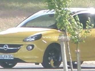 La nouvelle Opel Adam dans son plus simple appareil (MàJ photos)