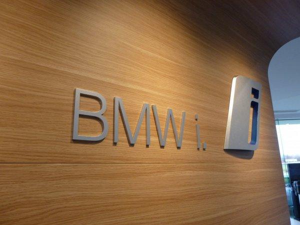 Le troisième modèle de la gamme BMW i pas avant 2020