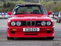 Photos du jour : BMW M3 E30 Evolution (Spa Classic)