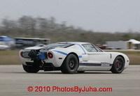 Nouveau record de vitesse sur le mile: 407 km/h en Ford GT !