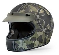 Premier Helmets Trophy : camouflage ou blanc?