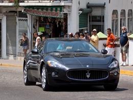 """Maserati fait son cinéma dans """"Limitless"""""""