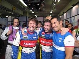(Le Mans) Soheil Ayari termine 4ème des 24 Heures du Mans