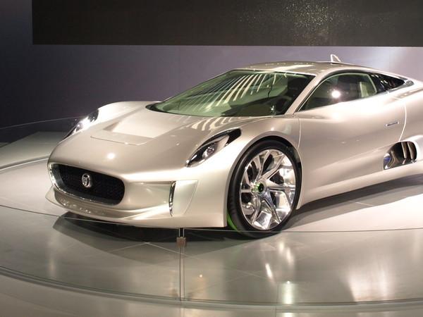 C-X75... la Supercar Hybride de chez Jaguar bientôt produite à 250 exemplaires