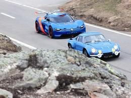 (Vidéo) La Renault Alpine A110-50 dans les Alpes: le making-of