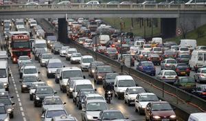 Les Français ont perdu 23heures dans les embouteillages l'année dernière