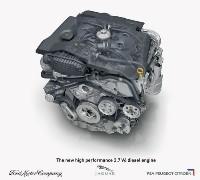 Citroën et Peugeot: un nouveau V6 3,0 litres HDI 240 ch en 2009