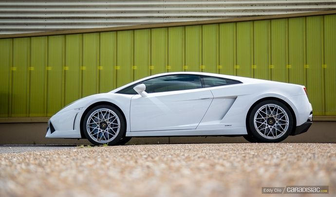 Photos du jour : Lamborghini Gallardo