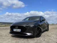 Essai - Mazda 3 e-Skyactiv X (2021) : originale certes, mais géniale?