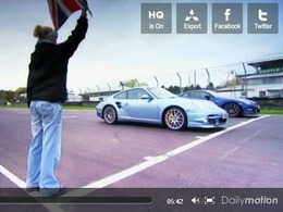 Fifth Gear : Porsche 911 Turbo S vs Nissan GT-R, le duel définitif
