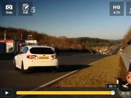 Fifth Gear : à la découverte du Nürburgring en Subaru Impreza STI Spec C
