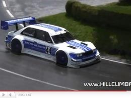 BMW 320 IRL Evo Edlinger : l'épouvantail des courses de côte autrichiennes