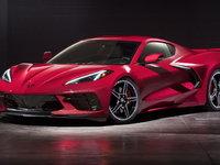 Chevrolet dévoile la Corvette à moteur central arrière