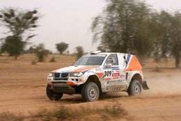 Dakar 2009 étape 6 : Al-Attiyah vainqueur puis disqualifié, De Villiers nouveau leader